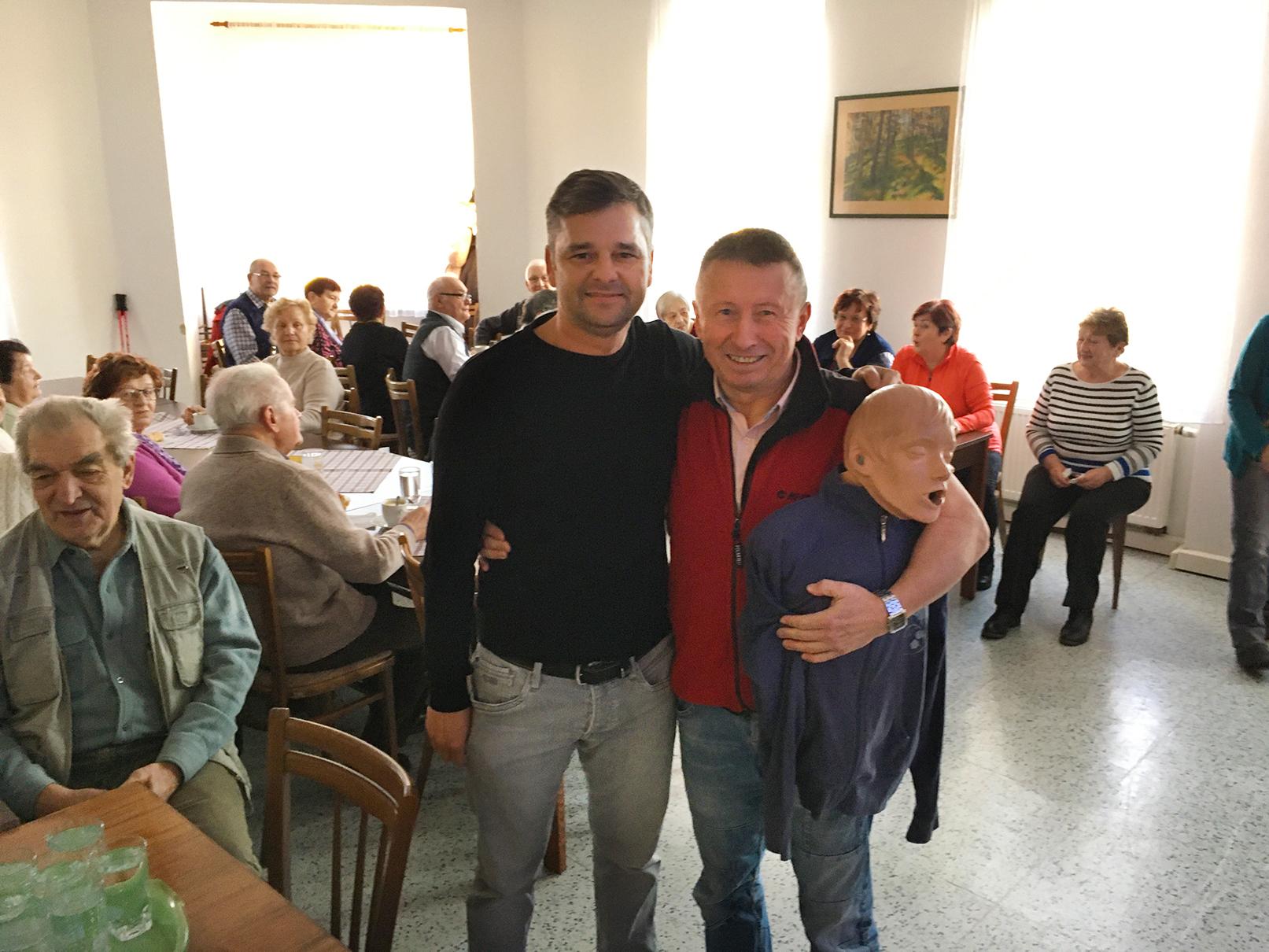 Klub senior - Horka nad Moravou